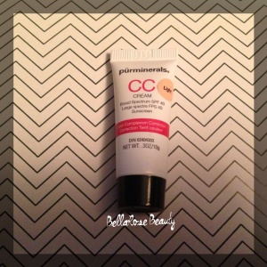 purminerals CC Cream Broad Spectrum SPF 40