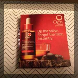 Ojon damage reverse(TM) Instant Restorative Hair Serum, 1